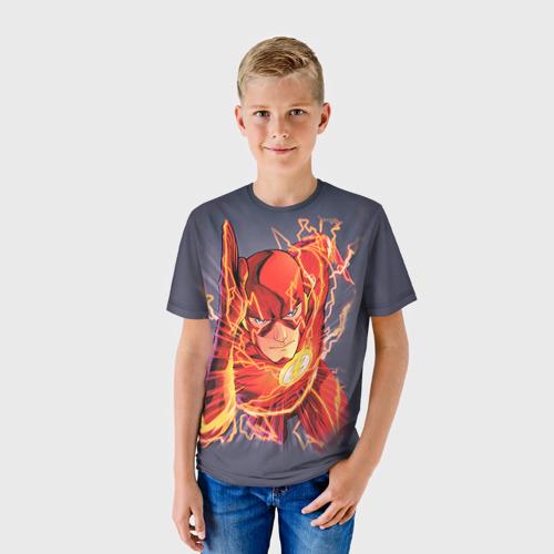 Детская футболка 3D Flash