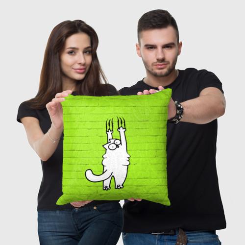 Подушка 3D  Фото 05, Simon's cat 3