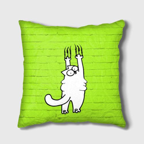 Подушка 3D Simon's cat 3 Фото 01