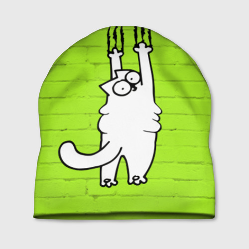 Шапка 3D Simon's cat 3