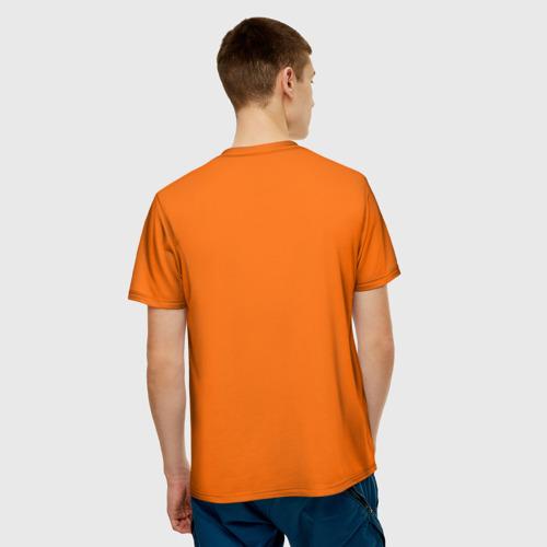 Мужская футболка 3D  Фото 02, Super DJ