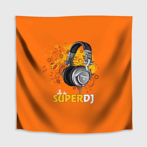 Скатерть 3D  Фото 02, Super DJ