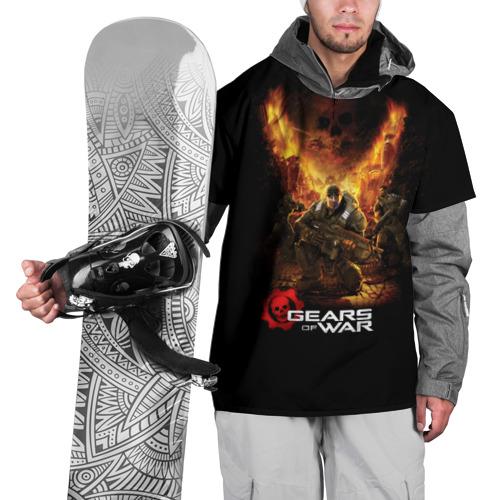 Накидка на куртку 3D  Фото 01, Gears of War