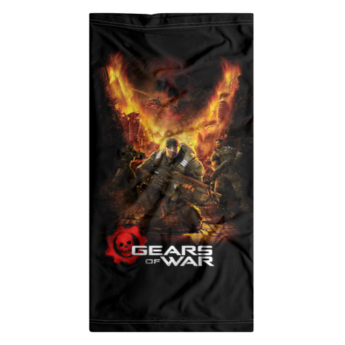 Бандана-труба 3D  Фото 07, Gears of War