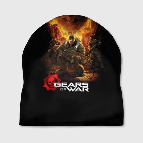 Шапка 3D  Фото 01, Gears of War