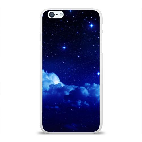 Чехол для iPhone 6/6S Plus глянцевый Звёздное небо Фото 01