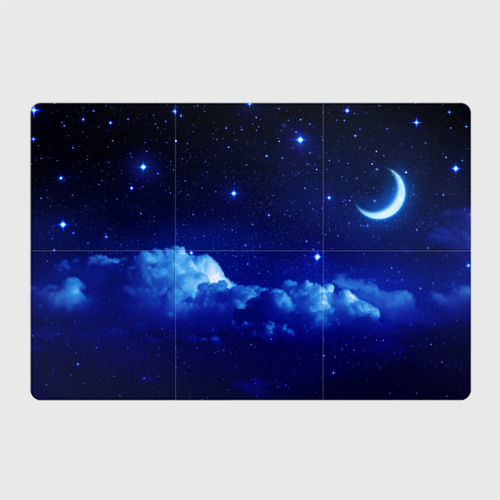 Магнитный плакат 3Х2 Звёздное небо