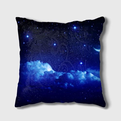 Подушка 3D Звёздное небо Фото 01