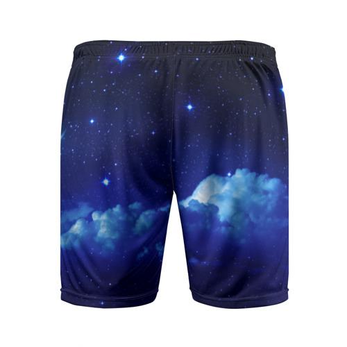 Мужские шорты 3D спортивные  Фото 02, Звёздное небо