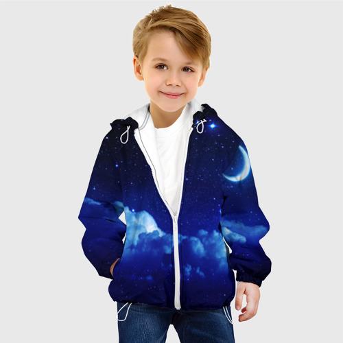 Детская куртка 3D Звёздное небо Фото 01
