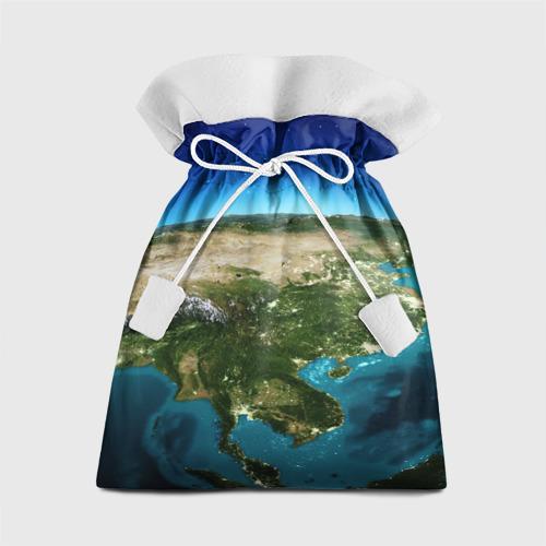 Подарочный 3D мешок Земля от Всемайки
