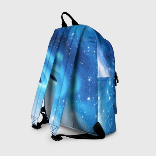 Рюкзак 3D Неизведанная галактика Фото 01
