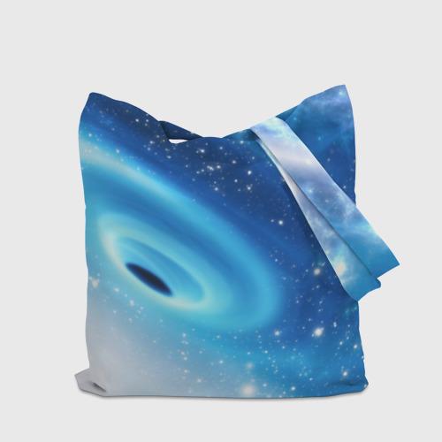 Сумка 3D повседневная Неизведанная галактика Фото 01