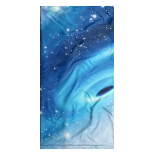 Бандана-труба 3D Неизведанная галактика Фото 01