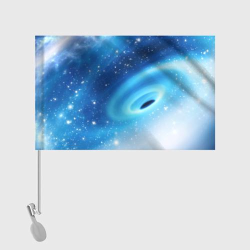 Флаг для автомобиля Неизведанная галактика Фото 01