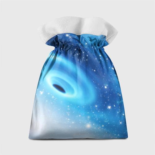 Подарочный 3D мешок Неизведанная галактика Фото 01