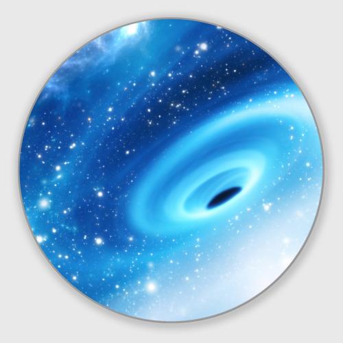 Коврик для мышки круглый  Фото 01, Неизведанная галактика