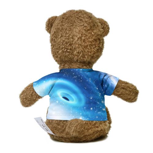 Миша в футболке 3D Неизведанная галактика Фото 01