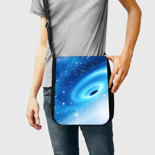Сумка через плечо Неизведанная галактика Фото 01
