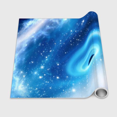 Бумага для упаковки 3D Неизведанная галактика Фото 01