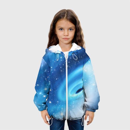 Детская куртка 3D Неизведанная галактика Фото 01
