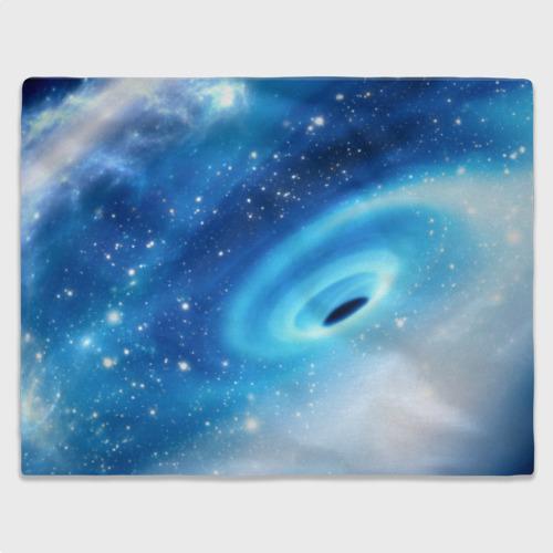Плед 3D Неизведанная галактика Фото 01