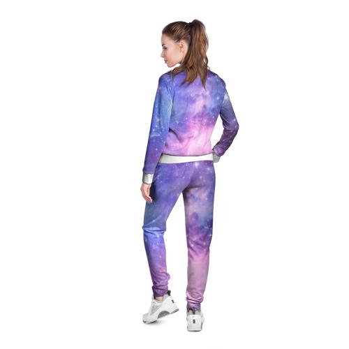 Женская олимпийка 3D  Фото 04, Галактика