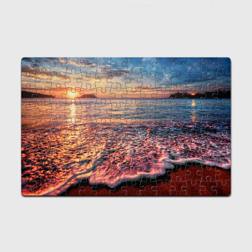 Пазл магнитный 126 элементов  Фото 01, Sunset