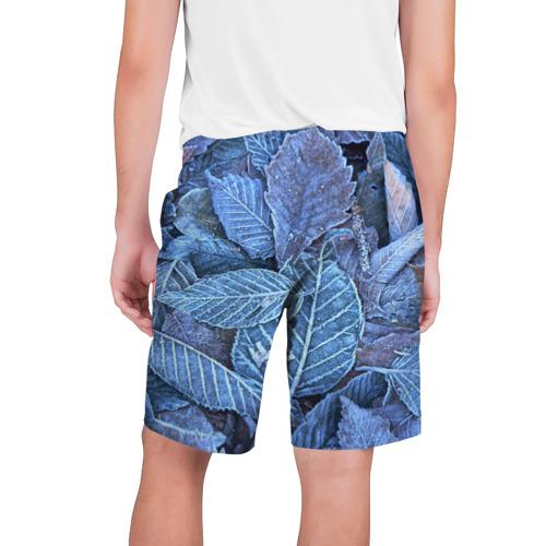 Мужские шорты 3D  Фото 02, Застывшие листья