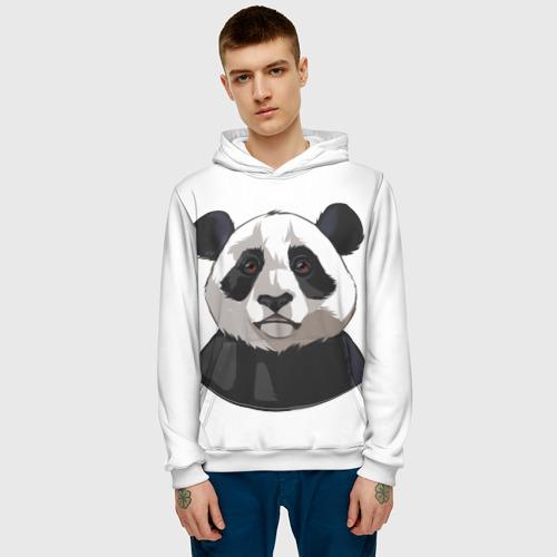 Мужская толстовка 3D  Фото 03, Panda