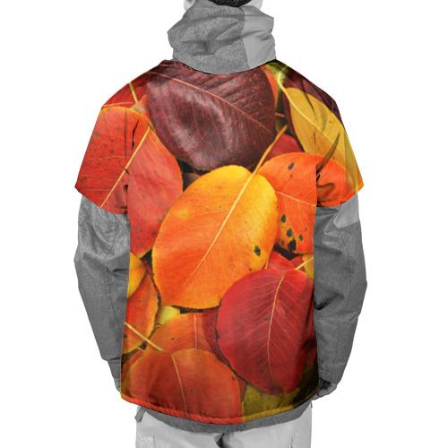 Накидка на куртку 3D  Фото 02, Осенний покров