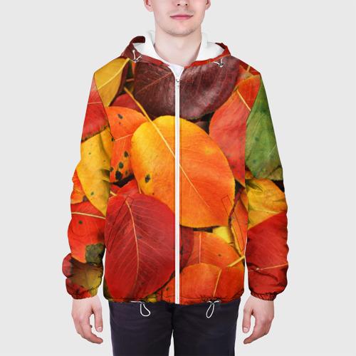 Мужская куртка 3D  Фото 04, Осенний покров