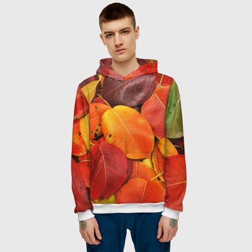 Мужская толстовка 3D  Фото 03, Осенний покров