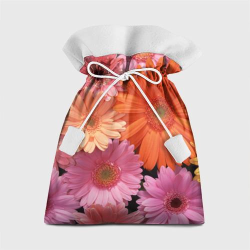 Подарочный 3D мешок Цветы