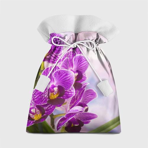 Подарочный 3D мешок Божественная орхидея