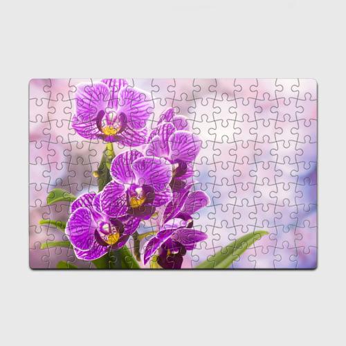 Пазл магнитный 126 элементов Божественная орхидея Фото 01