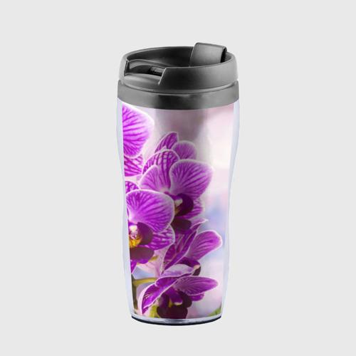 Термокружка-непроливайка Божественная орхидея Фото 01