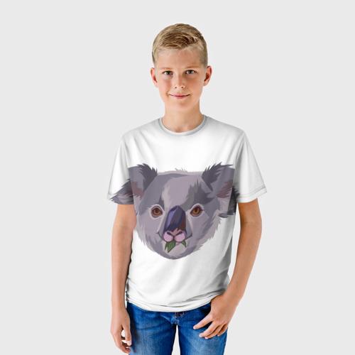 Детская футболка 3D  Фото 01, Koala