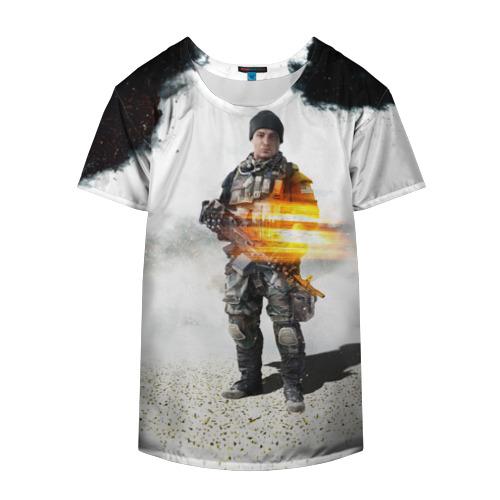 Накидка на куртку 3D  Фото 04, Battlefield 4 Soldier