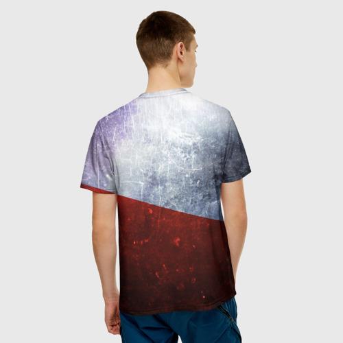 Мужская футболка 3D  Фото 02, арсенал