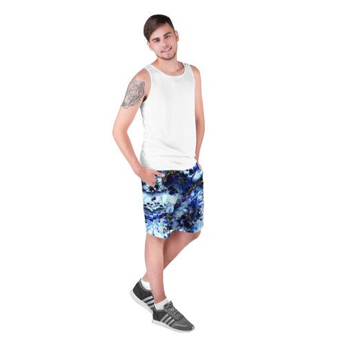 Мужские шорты 3D  Фото 03, Молнии