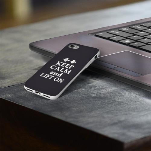 Чехол для Apple iPhone 8 силиконовый глянцевый  Фото 03, KCALO