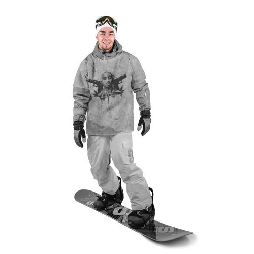 Накидка на куртку 3D  Фото 03, 2Pac