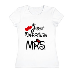 Just married Mrs