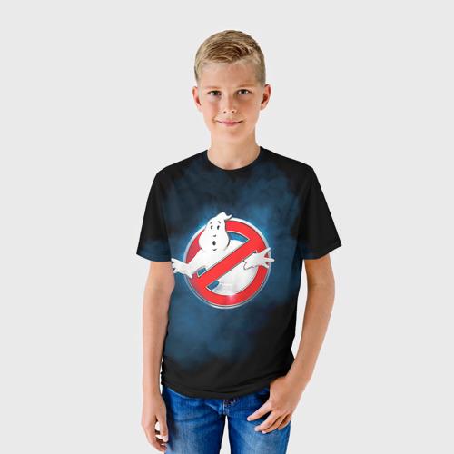 Детская футболка 3D Охотники за привидениями