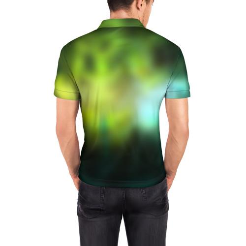 Мужская рубашка поло 3D  Фото 04, WoW: Legion