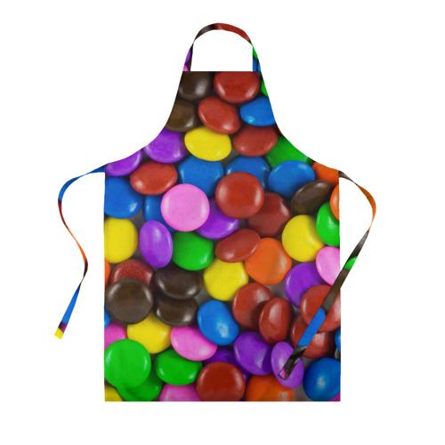 Фартук 3D Цветные конфетки