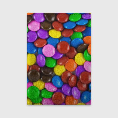 Обложка для автодокументов  Фото 01, Цветные конфетки