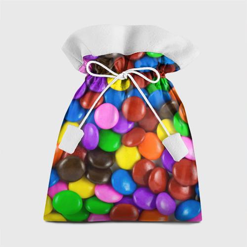 Подарочный 3D мешок Цветные конфетки