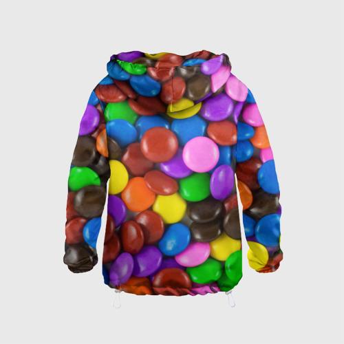 Детская ветровка 3D  Фото 02, Цветные конфетки